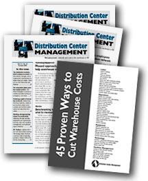 Distribution Center Management