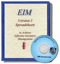 EIM: Spreadsheets to Achieve Effective Inventory Management