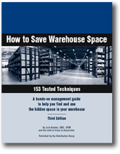 How to Save Warehouse Space: 152 Tested Techniques