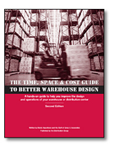 The Time, Space and Cost Guide To Better Warehouse Design